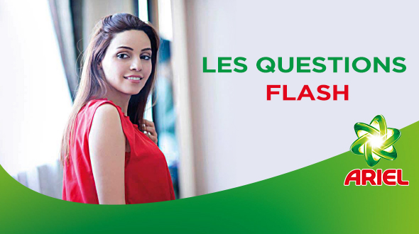 Les questions flash - Ariel PODS 3en1